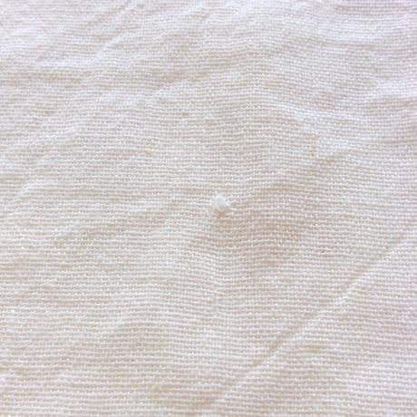 ●送料185円クリックポスト対応●<unisex>niki toto(ニキトト) カディコットン タオル /ブルーストライプ Lサイズ