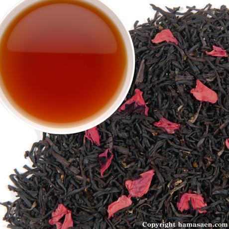 Flavored Black Tea, Blackcurrant 50g