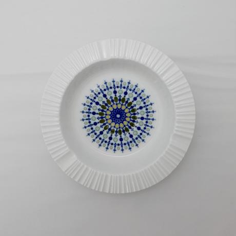 ヨーロピアン柄な灰皿