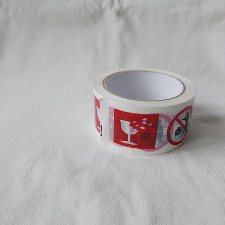 ポーランド 割れ物ビニールテープ(B)