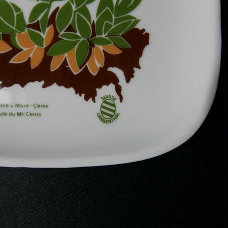 オトメギキョウの小皿