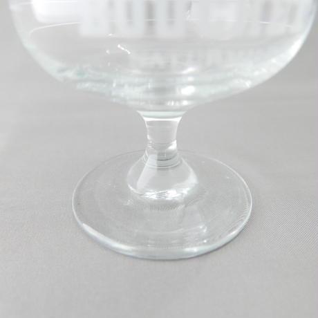 BOUCHET ブランデーグラス