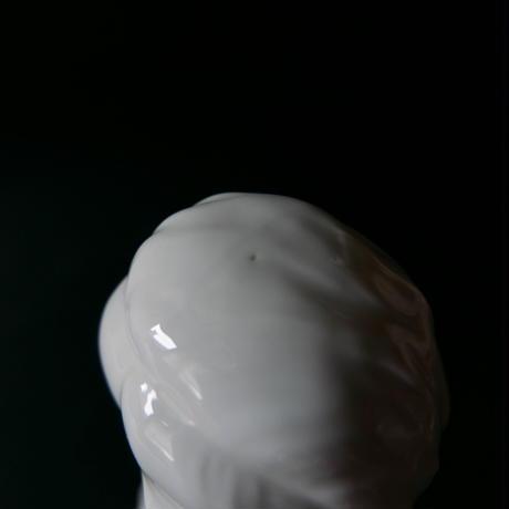 ワーグナー 白磁像