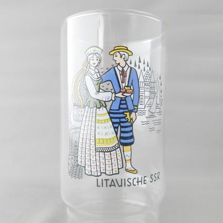 イエナグラスのコップ