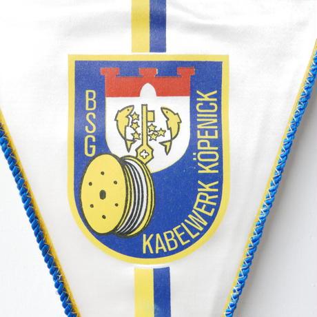Kabelwerk Köpenick ペナント