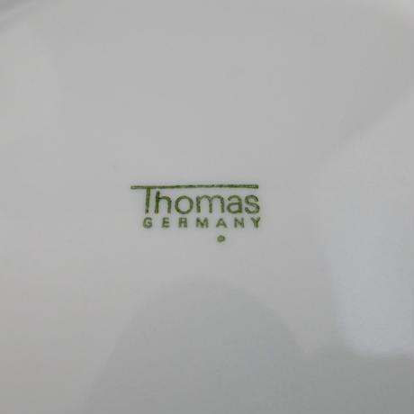 Thomas 平皿2枚組