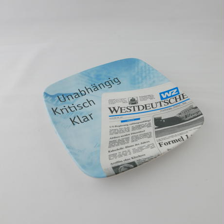 コイントレイ 西ドイツ新聞