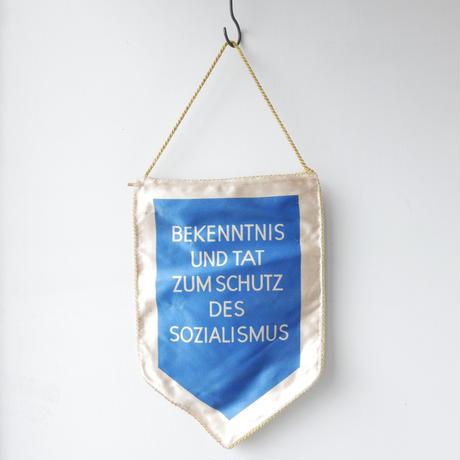 旧東ドイツ 記念ペナント