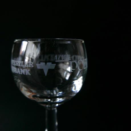 フォルクスバンク ミニワイングラス
