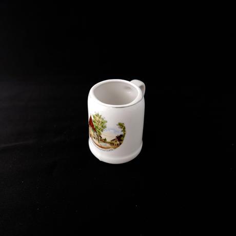 ドイツ 絵付きカップ