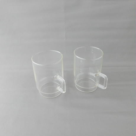 イエナグラス カップ2つ組