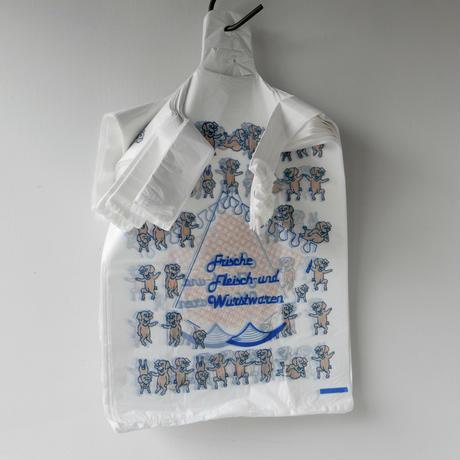 お肉屋さんのビニール袋 100枚組