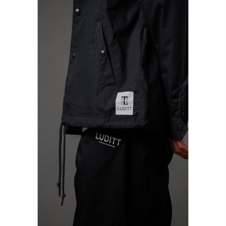 COACH JACKET / BLACK <L-2007>