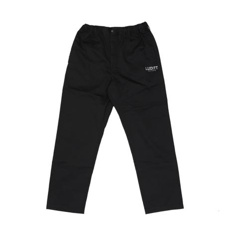 EASY PANTS / BLACK <L-2010>