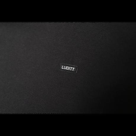 BIG SILHOUETTE SWEAT / BLACK <L-2120>
