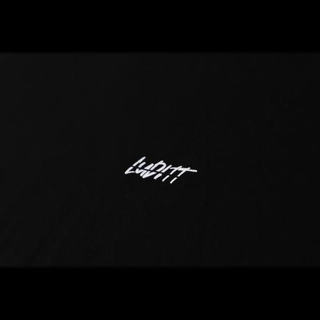 BIG SILHOUETTE T-SHIRT / BLACK <L-2126>