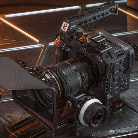 Full Camera Cage for Canon C70 - Black (TA-T12-FCC-B)