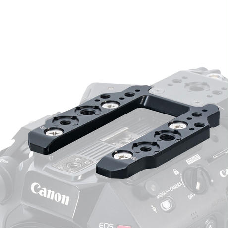 Top Plate for Canon C500 Mk II/C300 Mk III