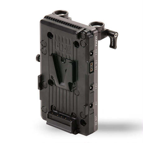 Tiltaing V-Mount Battery Plate V2- Tilta Grey