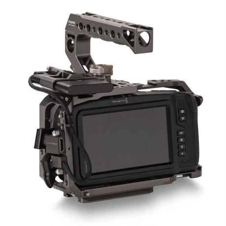Tiltaing Camera Cage for BMPCC 4K/6K Basic Kit