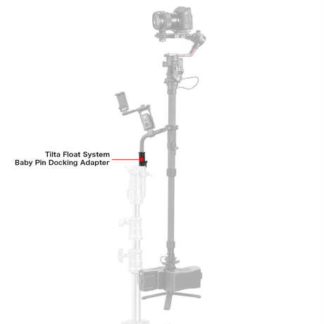 Tilta Float System Baby Pin Docking Adapter(GSS-T01-PDA)