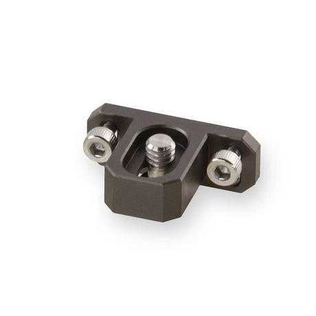 Lens Adapter Support Bracket for BMPCC 4K (Tilta Gray)