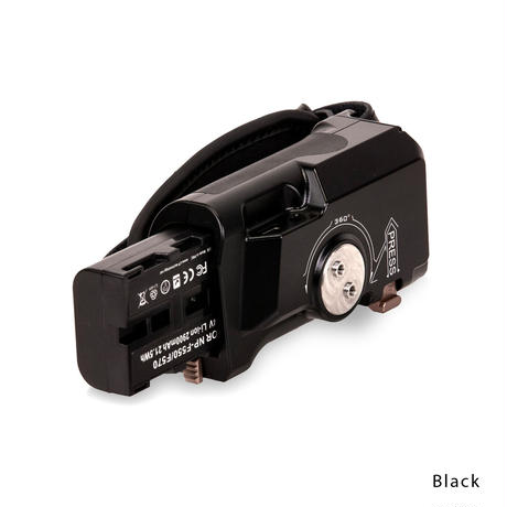 Tiltaing Left Side Advanced Power Handle with Run/Stop (F570 Battery)