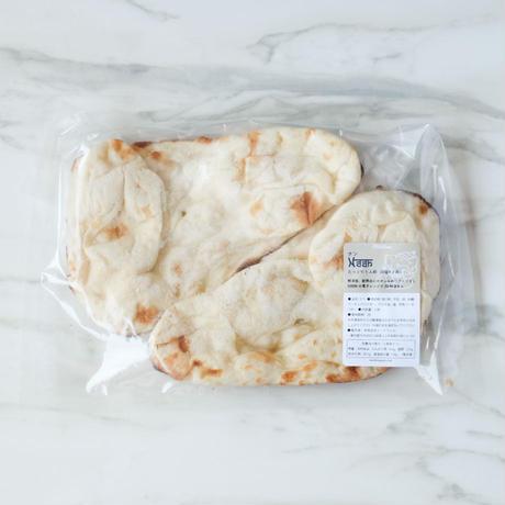 冷凍ナン(80g×2枚入り)1袋&チーズナン(1枚入り)1袋