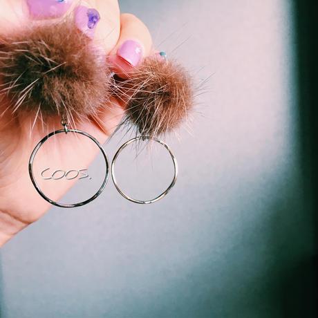 《再入荷》fur × silver