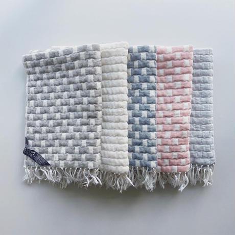 キルト織りのミニマット