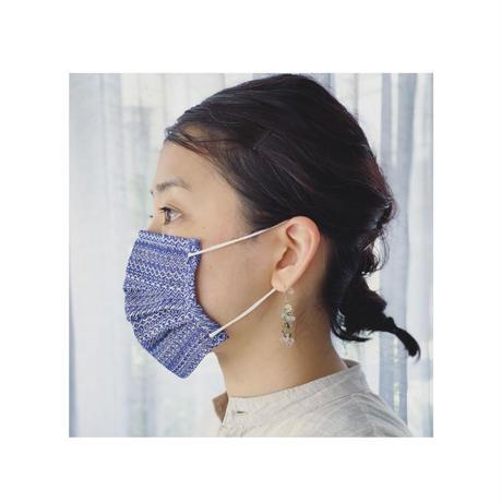 バーズアイクロスのマスク