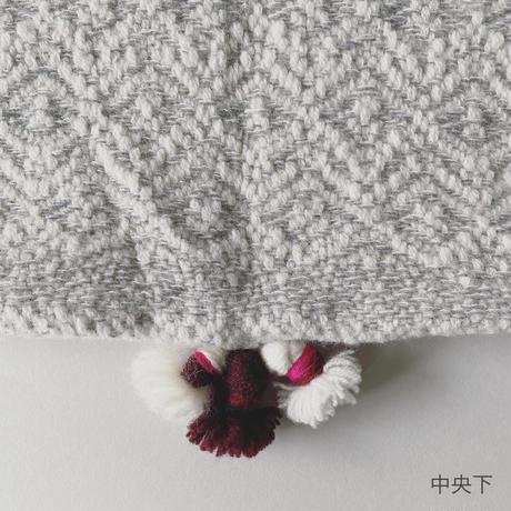 COOVA©️ タッセル付き民族クッション [70×70]
