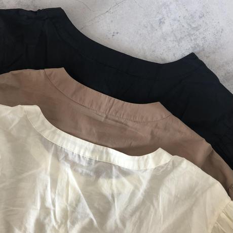 フレアデザインシャツ(3color)