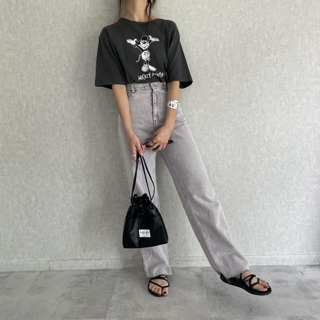 レトロミッキーTシャツ(2color)