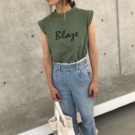 ノースリブロゴTシャツ(4color)【クリックポスト対象商品】