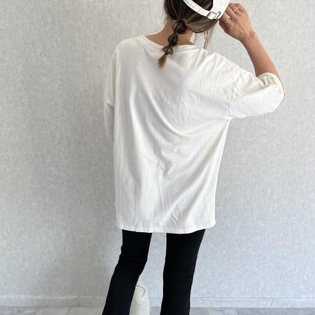 ベティオーバーサイズTシャツ(2color)