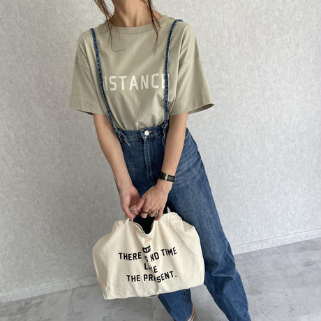 ロゴビッグtシャツ(3color)