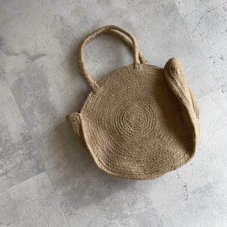 サークル麻バッグ