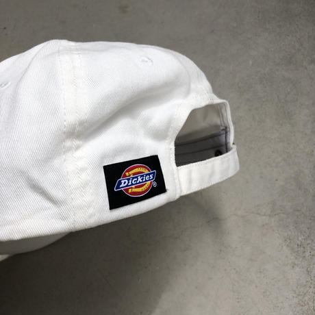 Dickies シンプルロゴワッペンキャップ(2color)