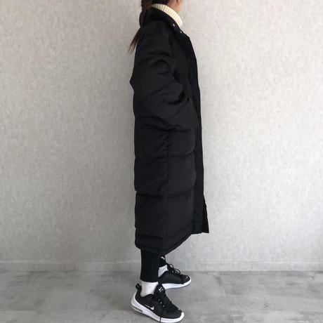 大人カジュアルロングダウンコート(2color)