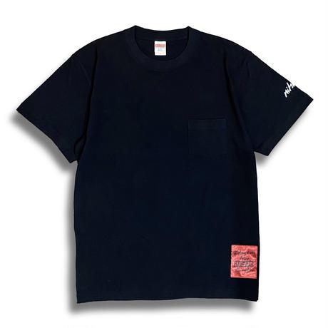 Nihilism Pocket T-shirt (Black)