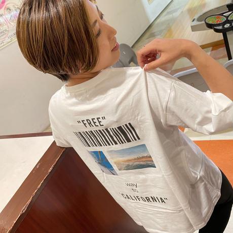 FREE T-shirt (White)