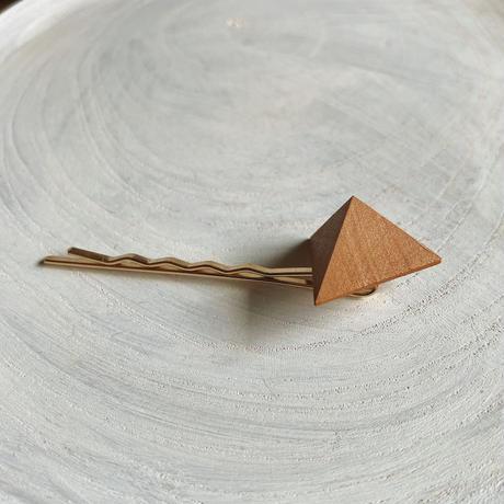 三角形ヘアピン ハニー