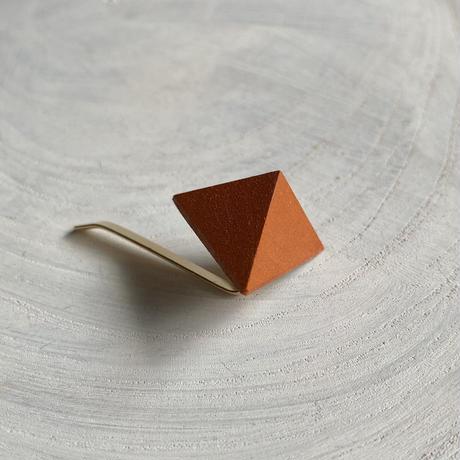 三角形ポニーフック キャロット