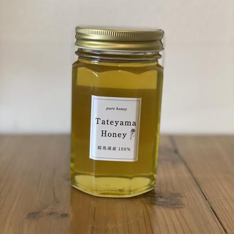 Tateyama Honey   クロガネモチ期 蜂蜜(500g瓶)