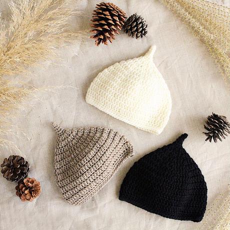 どんぐり帽子 ❤︎ size:S/M