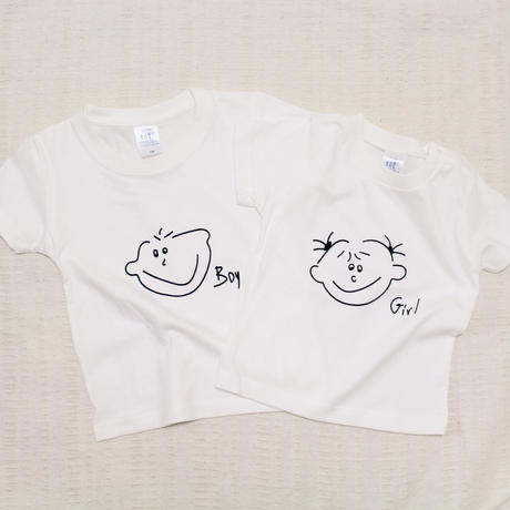 Boy &  Girl  T shirt