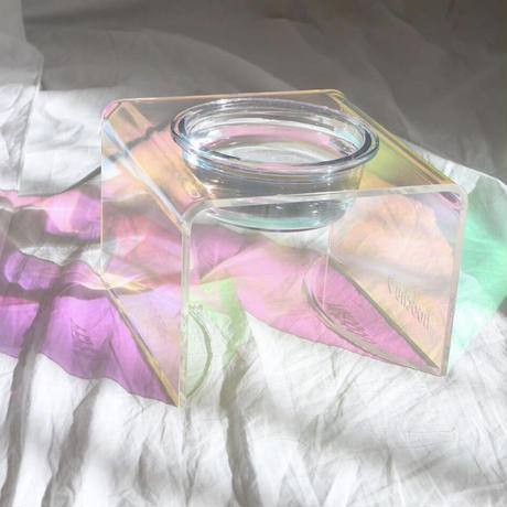 Single オーロラテーブル ボウルセット  L