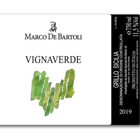 De Bartoli・Vigna Verde 2019