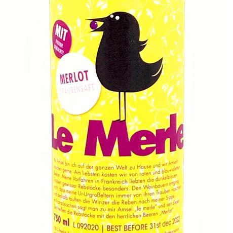 100%ストレートぶどうジュース・Le Merle